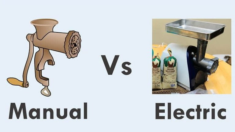 manual-vs-electric-meat-grinder