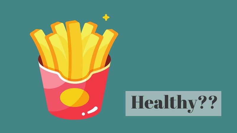 are-air-fried-french-fries-healthy