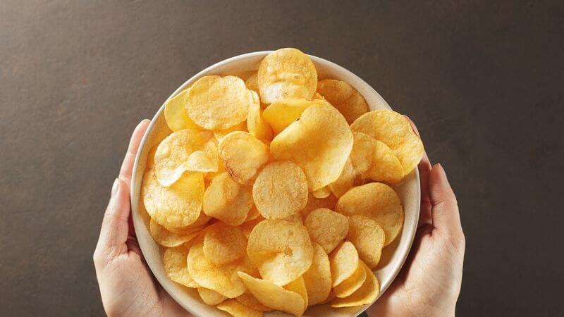 Air-Fryer-Potato-Chips-Recipe