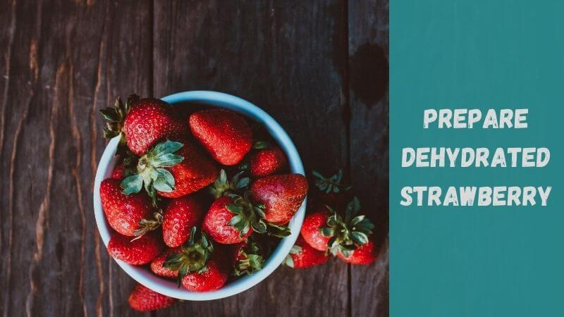 how-to-dehydrate-strawberries-in-air-fryer