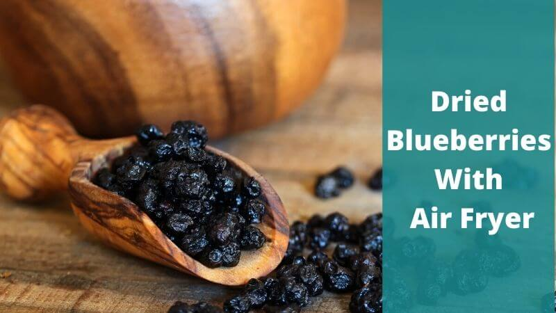 how-to-dehydrate-blueberries-in-an-air-fryer